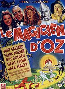 Affiche du Magicien d'Oz