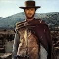 Clint Eastwood dans Le Bon, la brute et le truand, de Sergio Leone