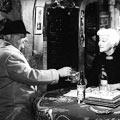Jean Gabin et Francoise Rosay dans Le cave se rebiffe