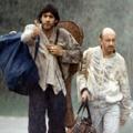 Gérard Lanvin et Michel Blanc dans Marche à l'ombre de Michel Blanc