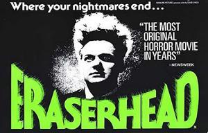 Affiche de Eraserhead, de David Lynch