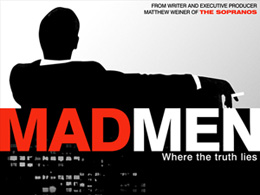 Mad Men, série avec Christina Hendricks