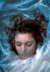 Laura Palmer, morte, dans Twin Peaks