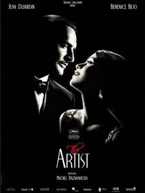 Affiche de The Artist, de Michel Hazanavicius