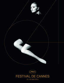 Affiche Cannes 2011