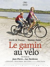 Affiche du Gamin au vélo, de Jean-Pierre et Luc Dardenne