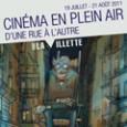 De quoi s'agit-il ? Comme chaque été, la Villette organise son festival Cinéma en plein air. Cette année, c'est du 19 juillet au 21 août : tous les soirs (sauf...