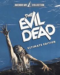 Affiche de Evil Dead de Sam Raimi
