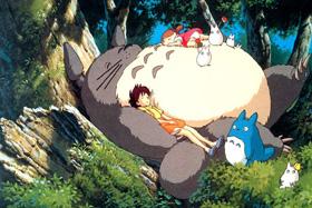 Mon voisin Totoro, de Hayao Miyazaki