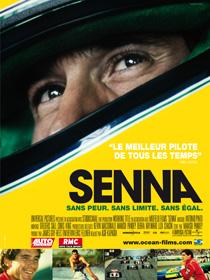 Affiche du film Senna d'Asif Kapadia