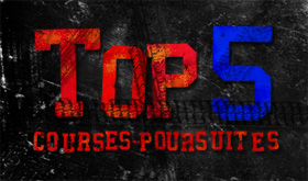 Top 5 des courses-poursuites bizarres