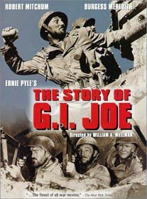 L&#039;affiche de The Story of G.I. Joe de Wellman