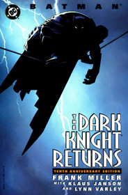 The Dark Knight Returns, BD de Frank Miller