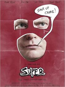 Affiche de Super, de James Gunn