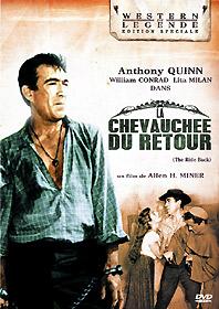 Affiche du film La Chevauchée du retour d'Allan H. Miner