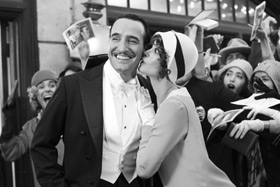 The Artist, de Michel Hazanavicius avec Jean Dujardin