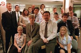The Office (UK), par Ricky Gervais