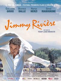 Affiche de Jimmy Rivière avec Guillaume Gouix
