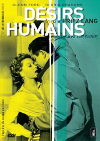 Affiche de Désirs humains, de Fritz Lang