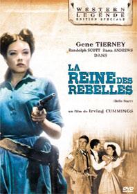 La Reine des rebelles, d'Irving Cummings