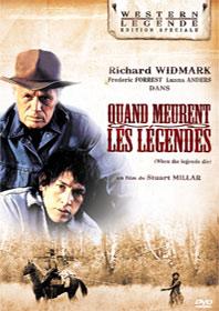 Quand meurent les légendes, de Stuart Millar