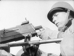 Une image de La Bataille de San Pietro, de John Huston