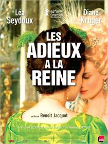Affiche des Adieux à la reine, de Benoît Jacquot