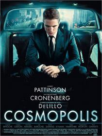 Cosmopolis, de David Cronenberg