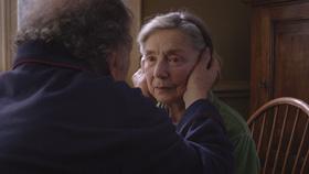 Jean-Louis Trintignant et Emmanuelle Riva dans Amour, de Michael Haneke