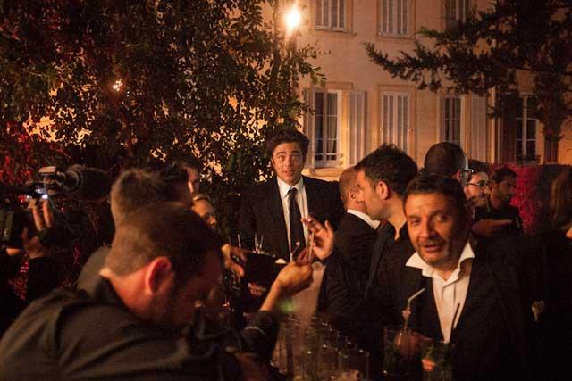 Benicio del Toro (c) Cannes Snapshots