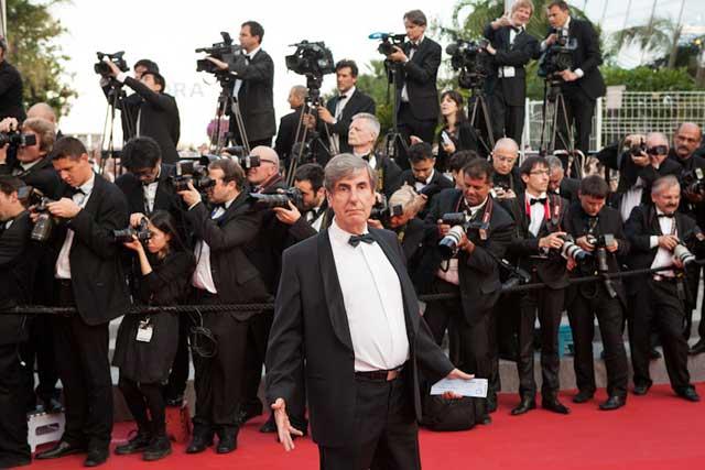 Bernard Menez à Cannes (c)Cannes Snapshots