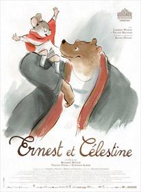 Ernest & Célestine, de Benjamin Renner, Vincent Patar et Stéphane Aubier