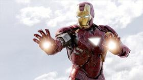 Iron Man aka Tony Stark dans The Avengers