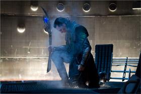 Le supervilain Loki dans The Avengers