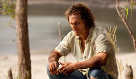 Matthew McConaughey dans Mud