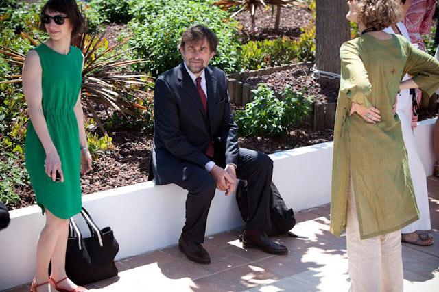 Nanni Moretti, le coup de barre Cannes 2012