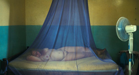 Margarete Tiesel dans Paradis : Amour
