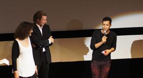 Palmarès de la Quinzaine des réalisateurs 2012