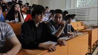 Student de Darezhan Omirbayev