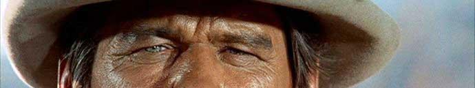 Charles Bronson dans Il était une fois dans l'Ouest