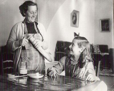 Carola et Cécile