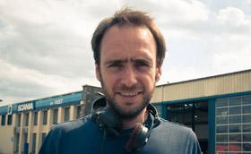 François Pirot, réalisateur de Mobile Home