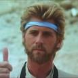 """Bande-annonce de Megaforce, film américain réalisé par Hal Needham en 1982. L'affiche du film prévient : """"Pour la première fois, la force combattante la plus puissante avec les engins, les..."""