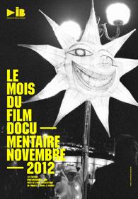 Le Mois du film documentaire, du 1er au 30 novembre 2012