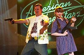 Joel Murray et Tara Lynne Barr dans God Bless America