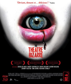 Theatre Bizarre, anthologie de cinéma d'horreur
