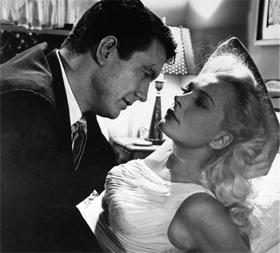 Cliff Robertson et Dolores Dorn