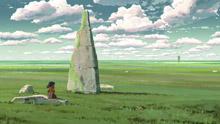 Voyage vers Agartha, de Makoto Shinkai