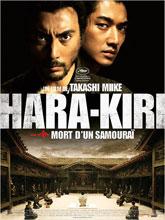 Hara-kiri : mort d'un samouraï, de Takashi Miike
