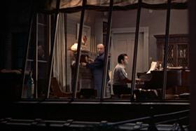 Fenêtre sur cour, Alfred Hitchcock